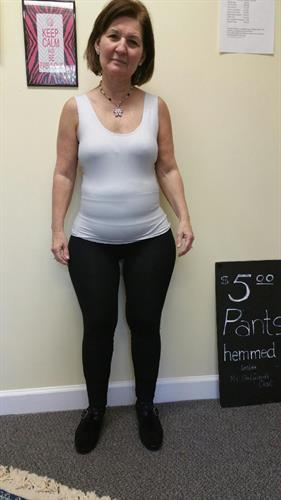 "Lois was tiny at 4'10"" and 116 pounds, but wanted to feel better about herself."