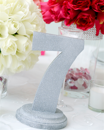 Table Numbers; Rental