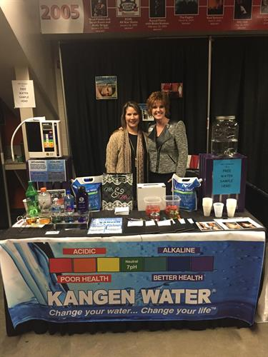 Kangen Water event with Laura Fleming in PA.