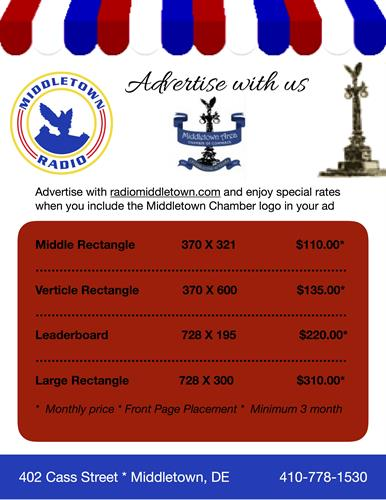 Promote your Business, Show your Chamber Pride and $ave!
