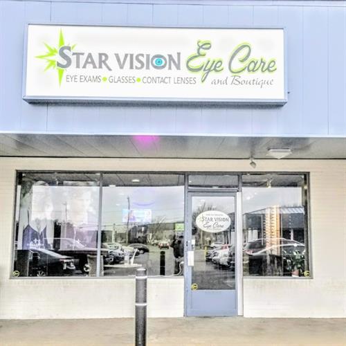 Star Vision Eye Care