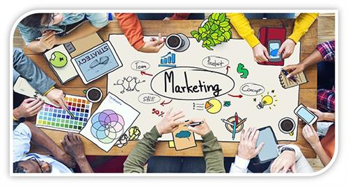 Marketing starts with The DMI Group.