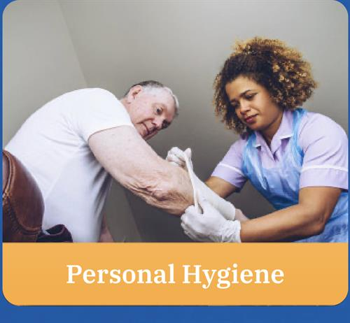 We are hands-on in delivering personal care to ensure visible results.