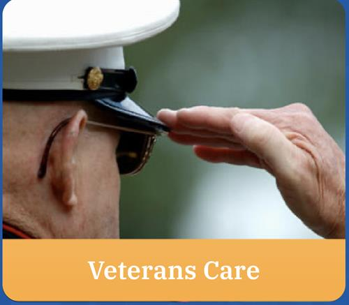 We salute all veterans and their surviving spouses.