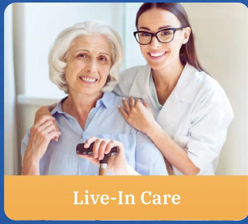 We Provide care and supervision 24 hours a day, 7 days a week, to meet your needs.