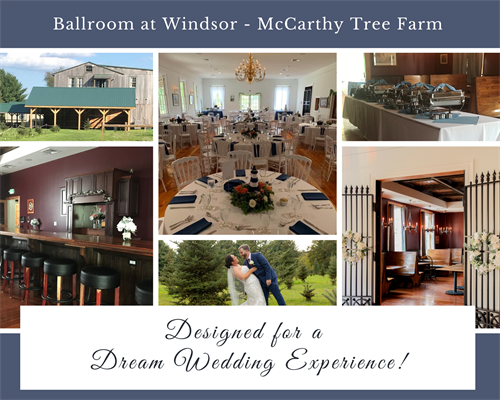Designed for a Dream Wedding and Reception Experience