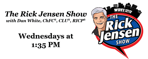 Dan White's 'Tip of the Day' on The Rick Jensen Show on WDEL