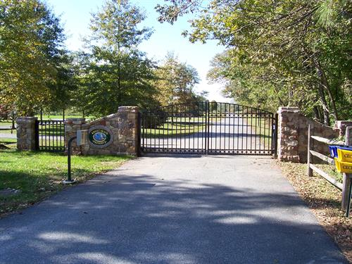 Community Entrance Gate