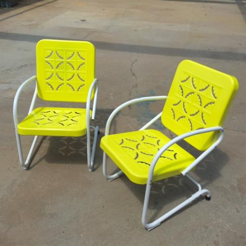 Powder Coated Patio Furniture by Crazy Coatings