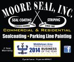 MOORE SEALCOAT & STRIPING