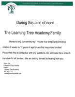 LEARNING TREE ACADEMY - Middletown