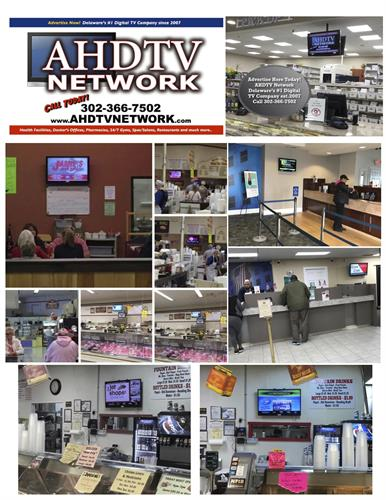AHDTV Network Local Host Locations Middletown Dutch Farmers Market, American Spirit Banks