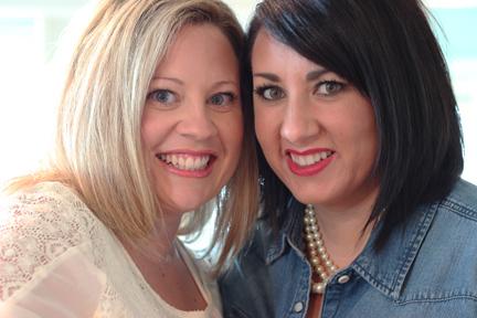 Opal & Ruby (Kristin & Kelli Packnett)