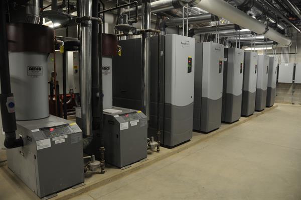 Carroll HS Boiler Plant