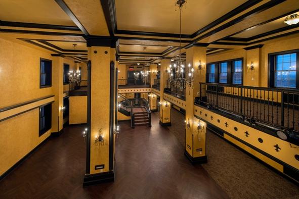 Historic Embassy Indiana Hotel Ballroom