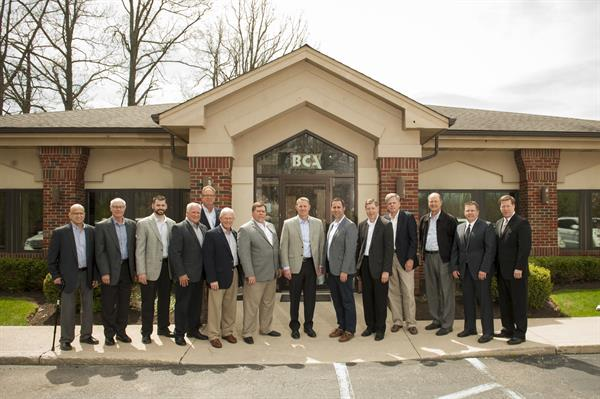 Board of Directors - 1917 100th Anniversary