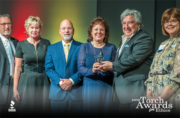 Torch Awards for Marketplace Ethics