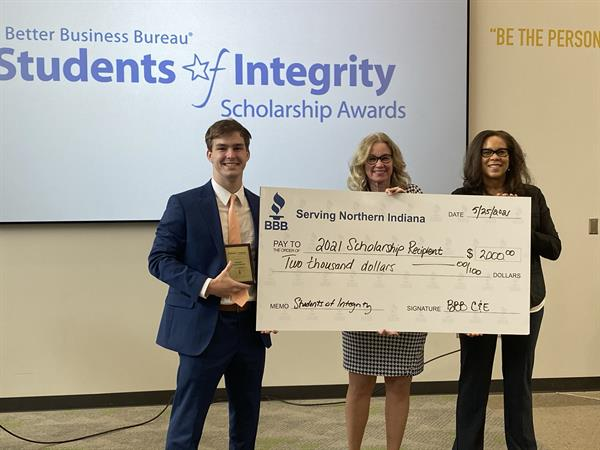 Students of Integrity Scholarships