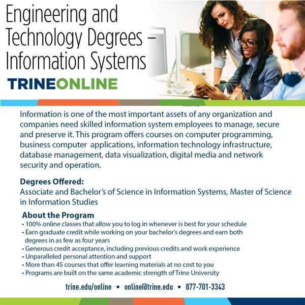 Information Systems Degree Programs
