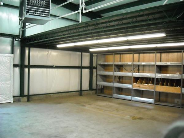 Warehouse Storage - Fire (After)