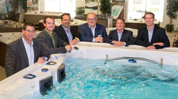 Master Spas Executive Team