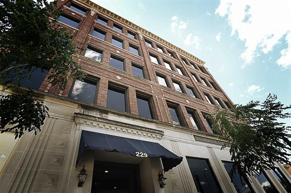 "Nichols is located in the heart of downtown Fort Wayne's ""creative corridor"" at 229 W Berry."