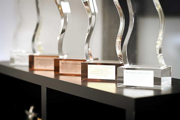 Our work is designed to win results, not just awards (but we're pleased by the recognition our efforts have received).