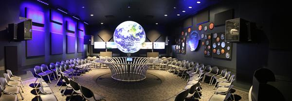 Science Central:Science On a Sphere - Fort Wayne, IN