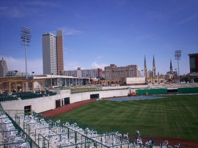 Parkview Field - Fort Wayne, IN