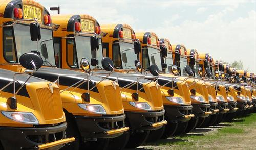 New and Used School Buses