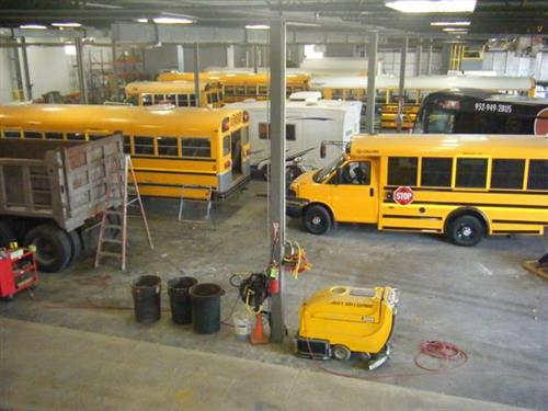 Hoglund Body & Equipment Shop