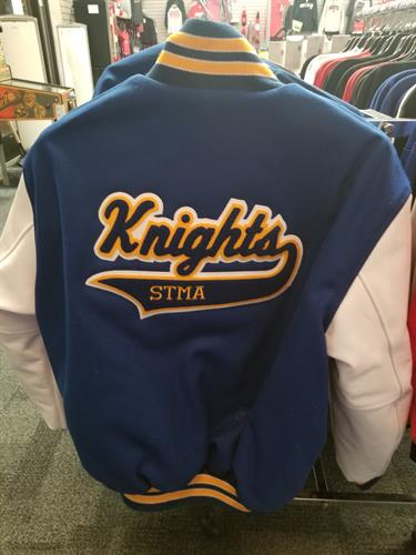 We are your one-stop-shop for letter jackets for any school!