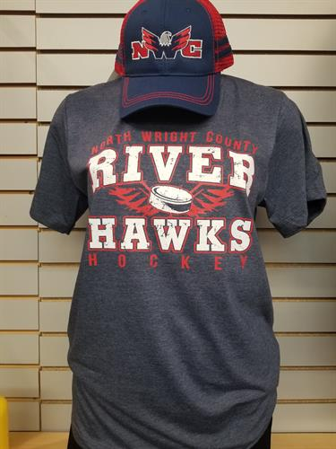 We can RiverHawks apparel in the store for your shopping convenience.