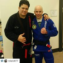 Roland and Rigan Machado