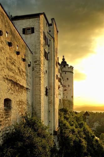 Salsburg Castle