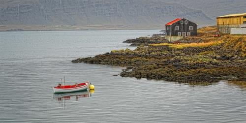 Fishing Village, Iceland