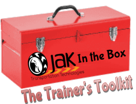 JAK in the Box, the Trainer's Toolkit