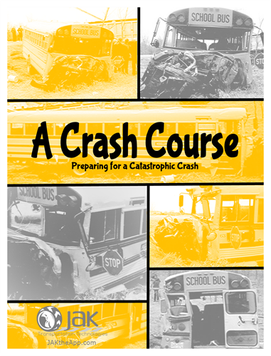 A Crash Course: Preparing for a Catastrophic Event