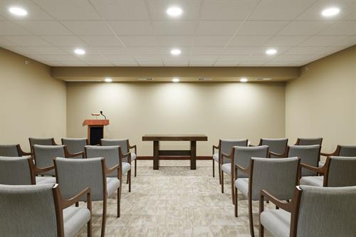 Willows Landing Chapel & Meditation Room
