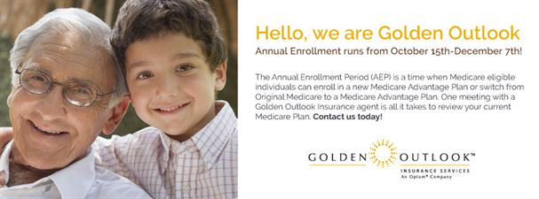 Golden Outlook Insurance Services, Inc.