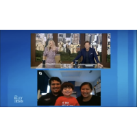 Teddy's Barbecue of Weslaco on Live with Kelly and Ryan!