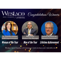 Weslaco Chamber announces Man & Woman of the Year and Lifetime Achievement Winners!