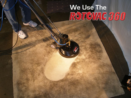 Did I say we use the Rotovac?  We do and you will be amazed!