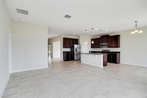 Parkland Open Floor Plan