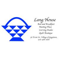 Lang House Bed and Breakfast - Village of Gagetown
