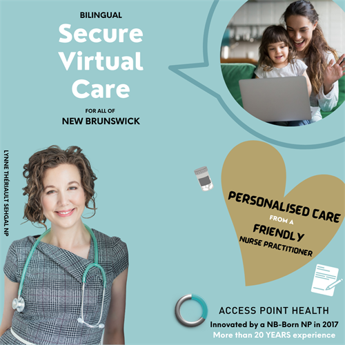 Secure bilingual virtual care