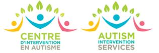Bilingual logo