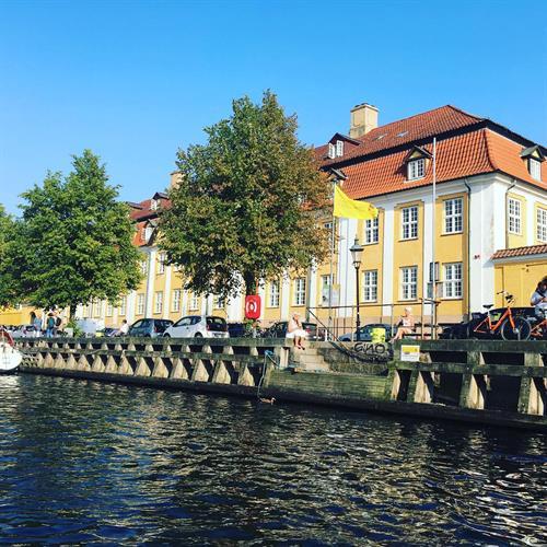 Canal Ride in Copenhagen