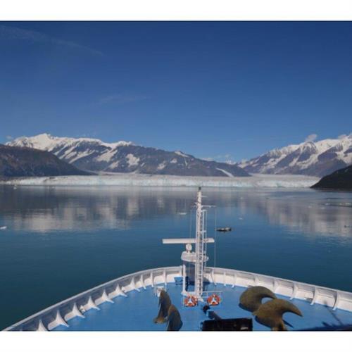 Suite View Cruising into Alaska