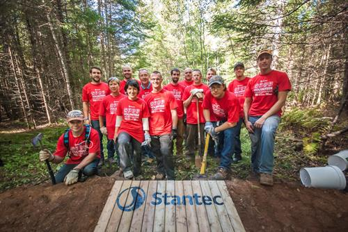 Stantec in the Community Day